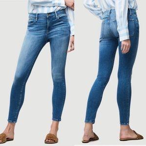 FRAME Le High Skinny Jeans Size 29 Blue
